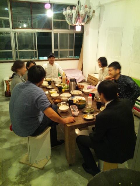 4月25日(水) AANキッチンはChef KEITA & ARAYA の競?共?演による・・・_d0058440_2232621.jpg