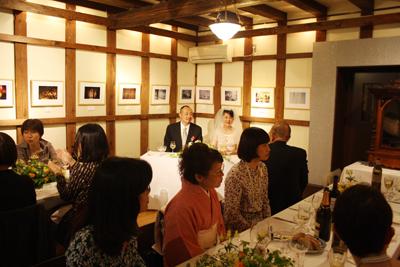 蔵織で結婚式がありました・・・_d0178448_2212393.jpg