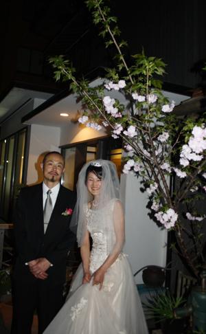 蔵織で結婚式がありました・・・_d0178448_22232822.jpg