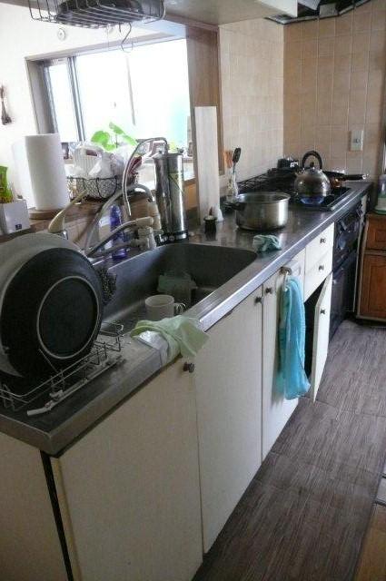 キッチンのリフォーム TOTOクラッソ(東京都多摩市)_e0207151_4405734.jpg