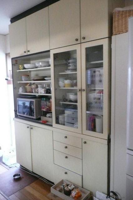 キッチンのリフォーム TOTOクラッソ(東京都多摩市)_e0207151_4413558.jpg
