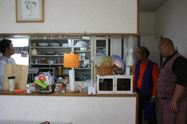 キッチンのリフォーム TOTOクラッソ(東京都多摩市)_e0207151_4444120.jpg