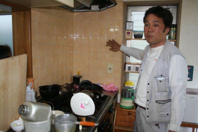 キッチンのリフォーム TOTOクラッソ(東京都多摩市)_e0207151_4445256.jpg