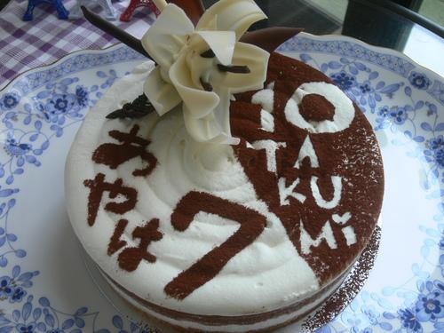 誕生日ケーキ_a0183571_11502471.jpg