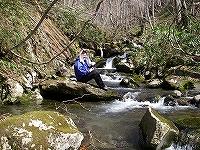 恒例の岩魚釣り_e0064783_9413494.jpg