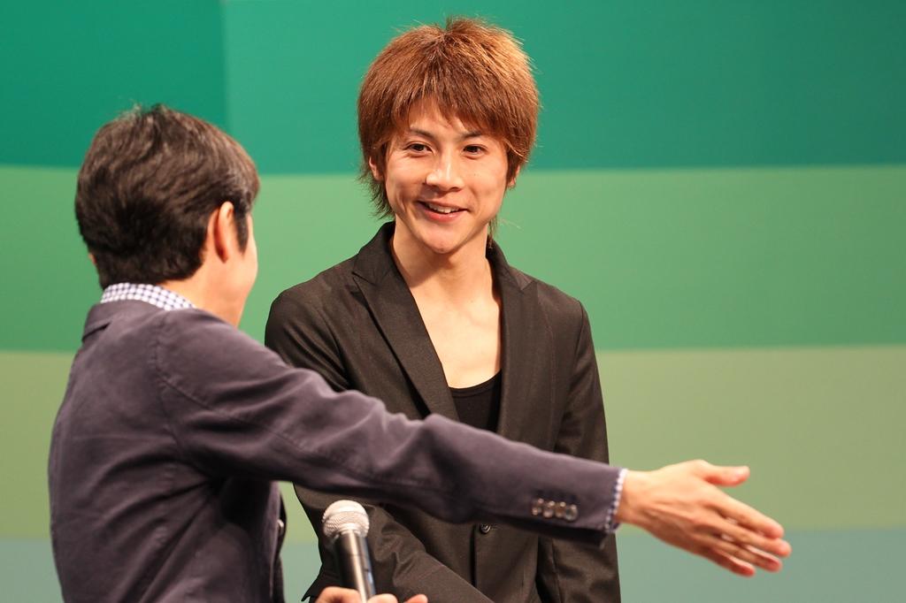 2012年4月29日 天皇賞・春&ジョッキーイベント1_f0204898_8101533.jpg