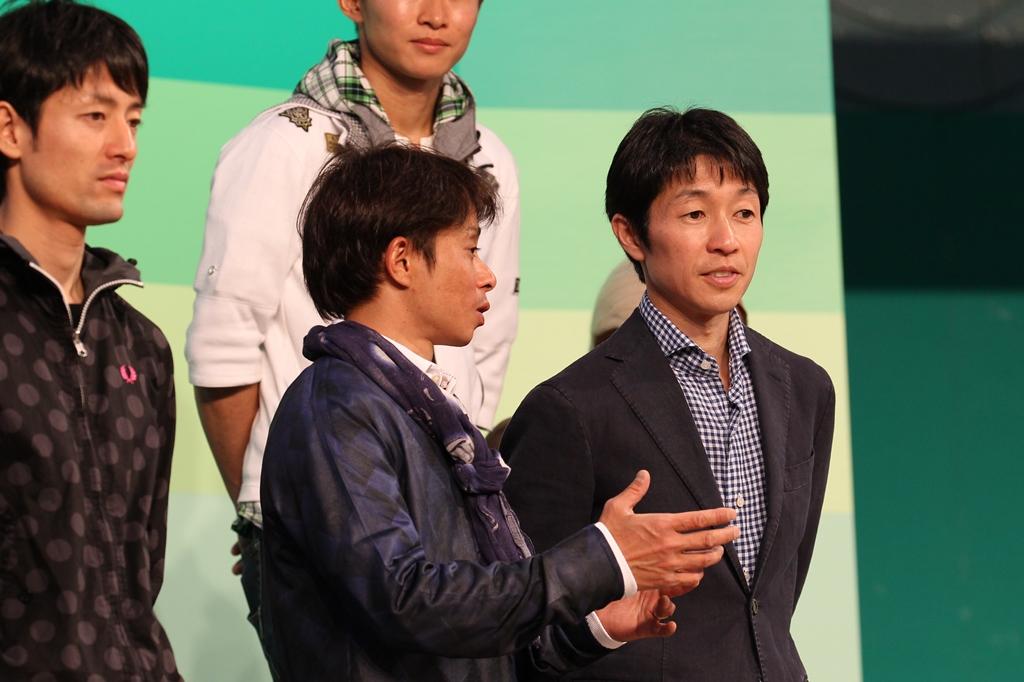 2012年4月29日 天皇賞・春&ジョッキーイベント1_f0204898_8191479.jpg