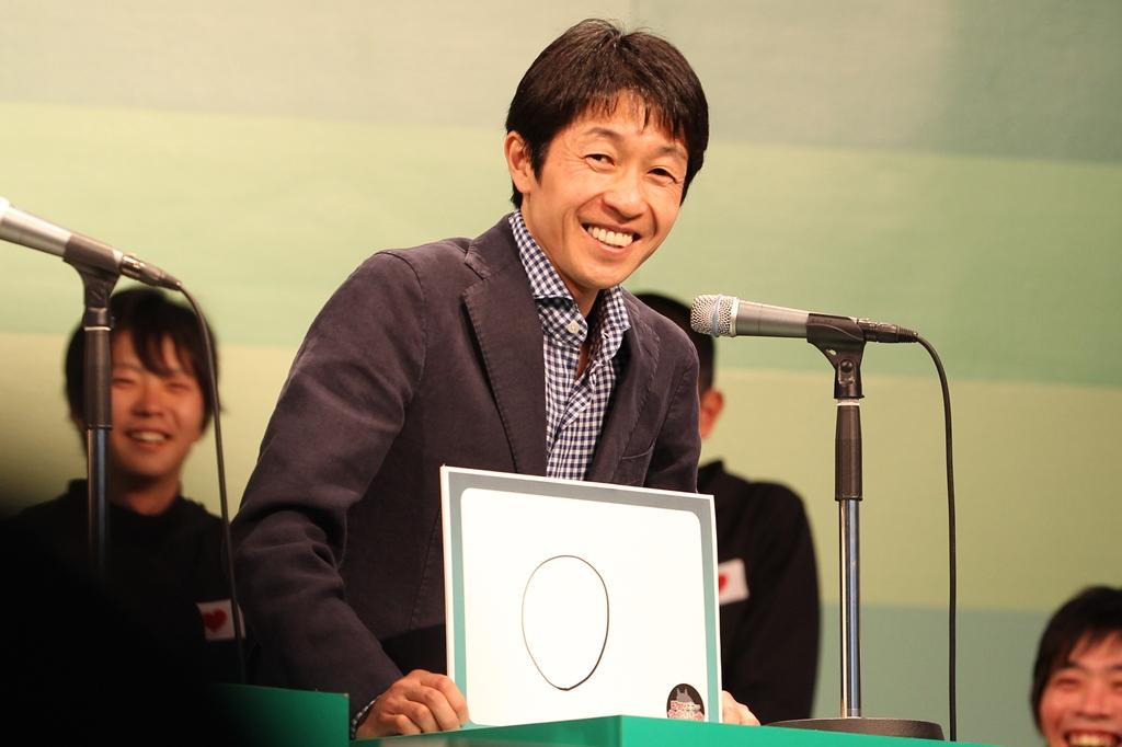 2012年4月29日 天皇賞・春&ジョッキーイベント1_f0204898_8204144.jpg