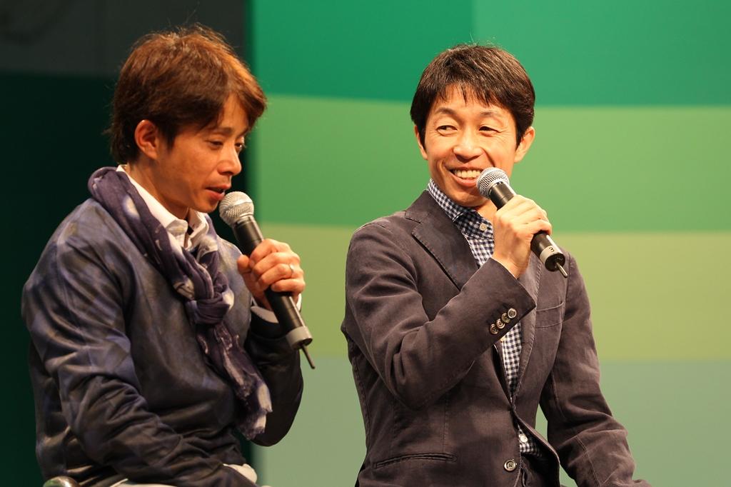 2012年4月29日 天皇賞・春&ジョッキーイベント1_f0204898_86257.jpg