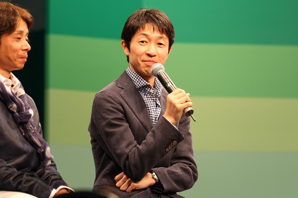 2012年4月29日 天皇賞・春&ジョッキーイベント1_f0204898_865256.jpg
