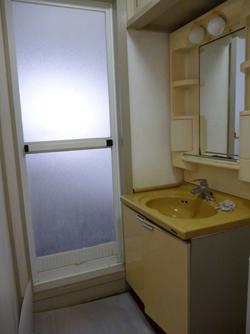 洗面所、トイレリフォーム_e0184941_1435980.jpg