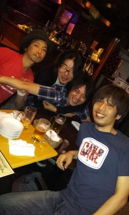 裸眼4.0 下北沢Club Que 04.29_e0100250_1393987.jpg