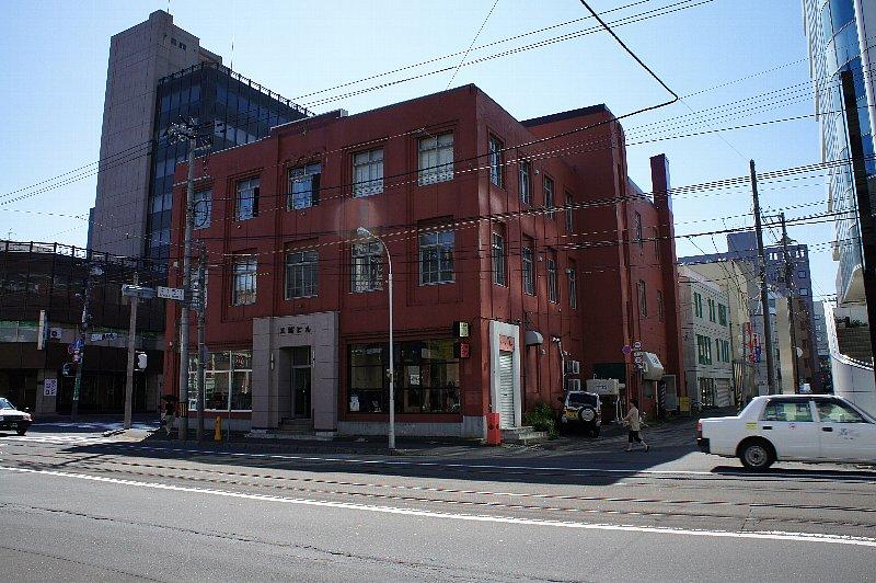 札幌の三誠ビル_c0112559_17352951.jpg