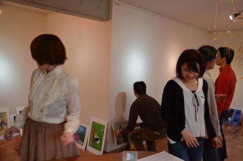 グループ展20周年記念展!!アーカイブス〜その1~_c0131063_1428987.jpg