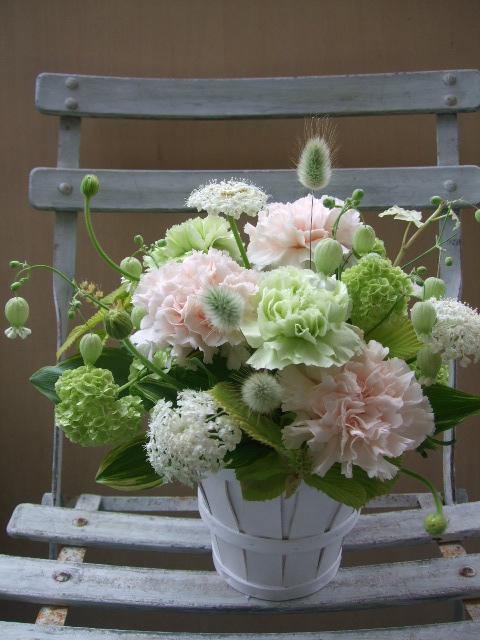 オークリーフ(母の日のあおすすめアレンジメント・花束)_f0049672_11373459.jpg