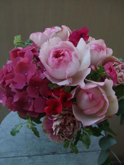 オークリーフ(母の日のあおすすめアレンジメント・花束)_f0049672_11375178.jpg