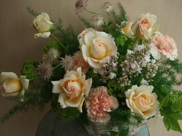 オークリーフ(母の日のあおすすめアレンジメント・花束)_f0049672_1138224.jpg