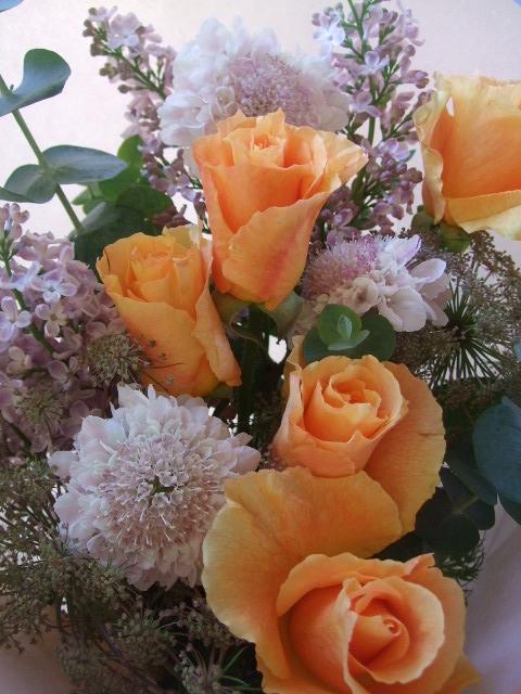 オークリーフ(母の日のあおすすめアレンジメント・花束)_f0049672_1143214.jpg