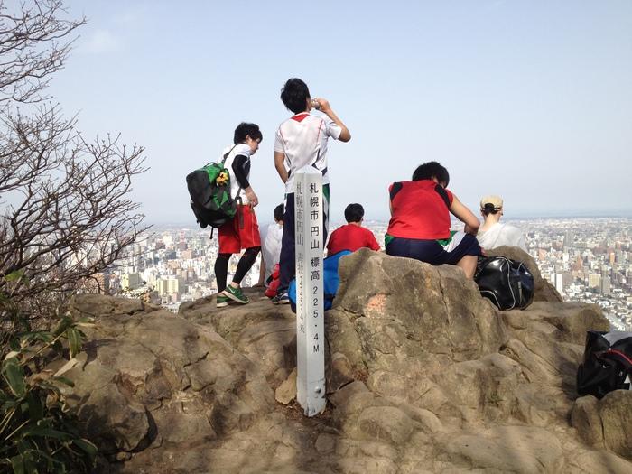 2012.4.28 札幌 円山散歩_b0219778_23323766.jpg