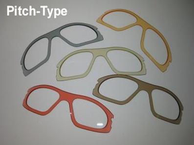 OAKLEY RADAR用次世代マテリアルレンズNXTマスク・度付き対応レンズ発売開始!_c0003493_1049411.jpg