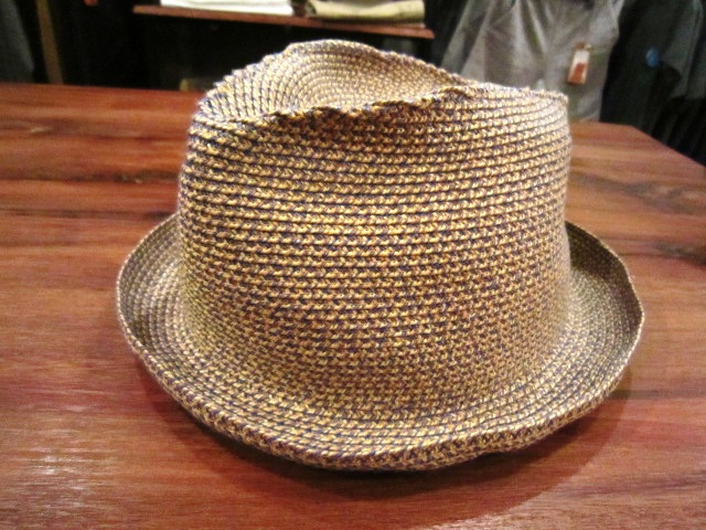 "SANFRANSISCO HAT \""PANAMA HAT\"" ご紹介_f0191324_9361654.jpg"