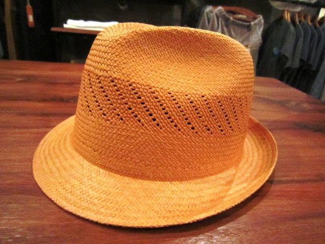 "SANFRANSISCO HAT \""PANAMA HAT\"" ご紹介_f0191324_9365735.jpg"