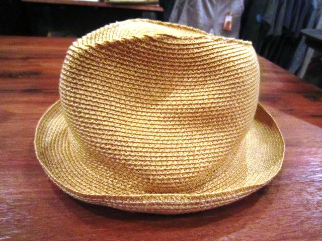 "SANFRANSISCO HAT \""PANAMA HAT\"" ご紹介_f0191324_936598.jpg"