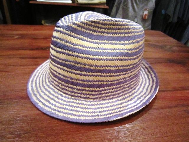 "SANFRANSISCO HAT \""PANAMA HAT\"" ご紹介_f0191324_9373530.jpg"