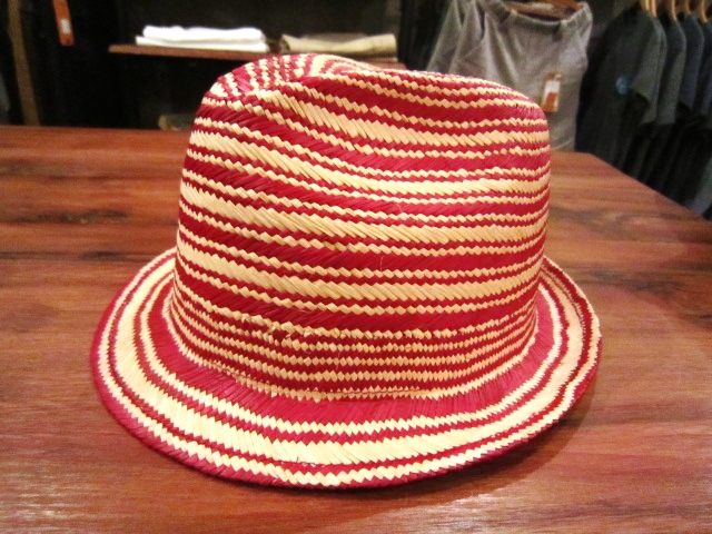 "SANFRANSISCO HAT \""PANAMA HAT\"" ご紹介_f0191324_9374686.jpg"