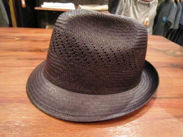 "SANFRANSISCO HAT \""PANAMA HAT\"" ご紹介_f0191324_937963.jpg"
