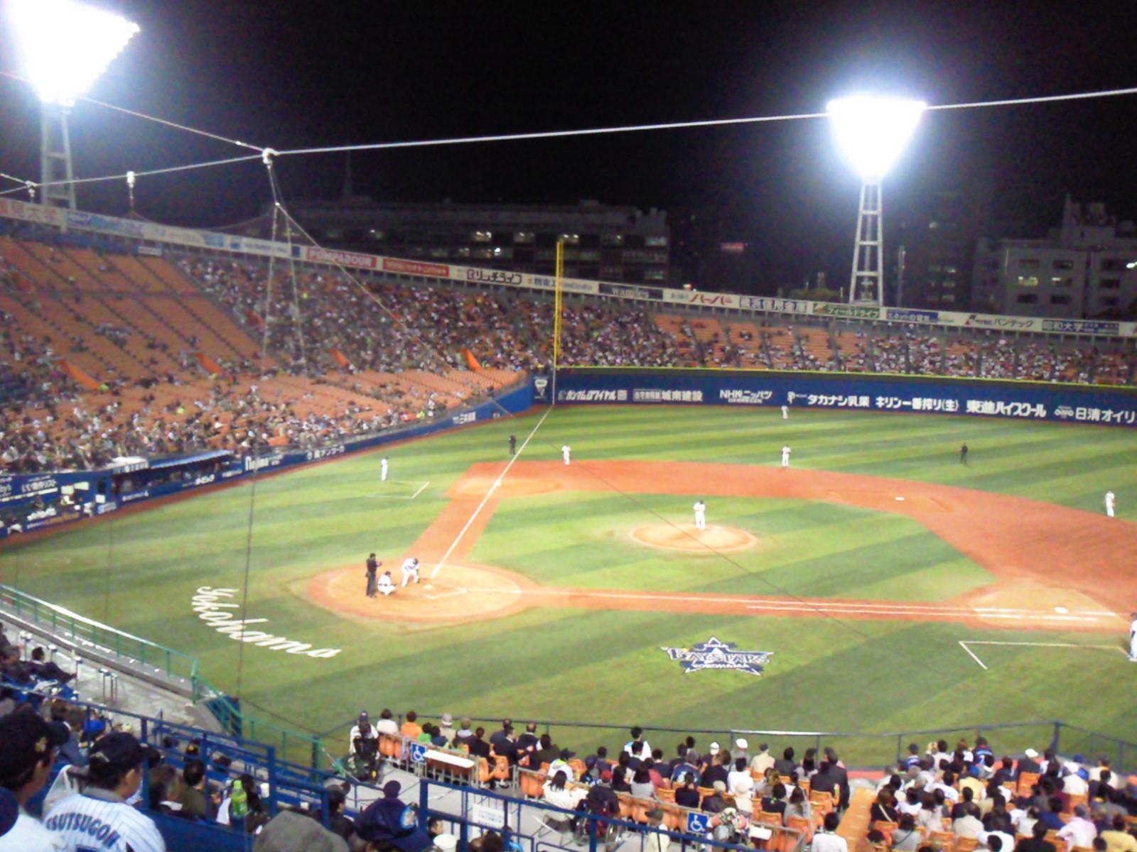 野球観戦_e0237625_144249.jpg