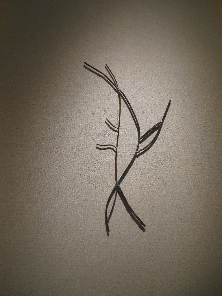 1727)「町嶋真寿・個展 『Line -思考線-』」 新さっぽろ 終了・4月18日(水)~4月30日(月)   _f0126829_10412293.jpg