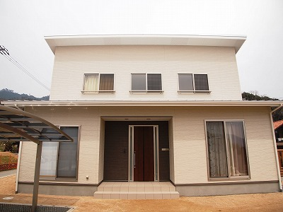 真庭市 M様邸 ◆完成◆_f0151251_1937579.jpg