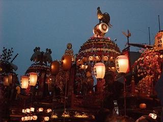 2012年 石動曳山祭り_c0208355_1384934.jpg
