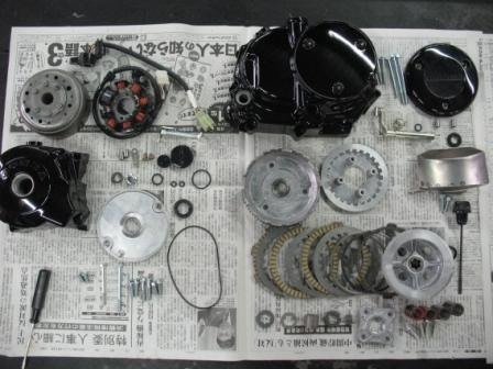モンキー122ccエンジン ナイスケースで_e0114857_2525462.jpg