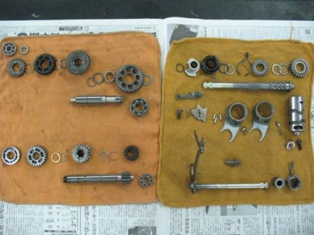 モンキー122ccエンジン ナイスケースで_e0114857_253541.jpg
