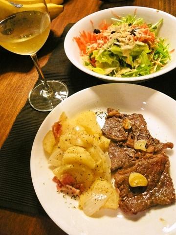 肉と野菜とポテト_c0167264_053332.jpg