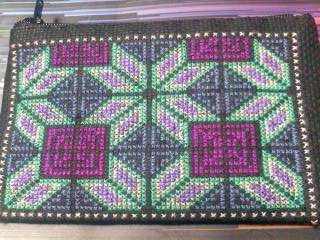 モン族の刺繍/My shopping_d0090888_15212148.jpg