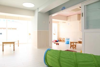 """ルーチェ保育園 豊洲 \""""可愛いパリの子供部屋\""""_a0267292_15242594.jpg"""