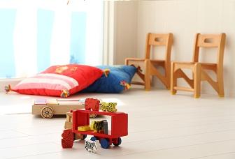 """ルーチェ保育園 豊洲 \""""可愛いパリの子供部屋\""""_a0267292_1537015.jpg"""