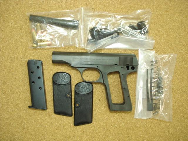 マルシン M1910 組立キット モデルガン_f0131995_16232837.jpg
