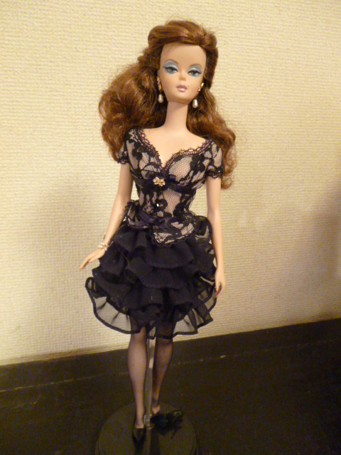 Barbieは永遠のFashion icon_b0210699_102195.jpg