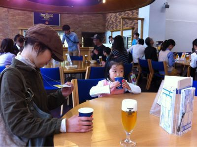 ビール工場見学_e0061304_21163731.jpg