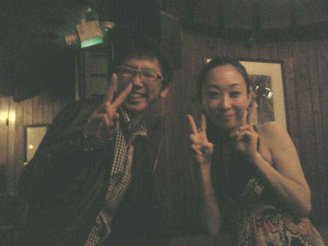 IZUMI、雨の中ありがとうございました。_f0178313_1432487.jpg