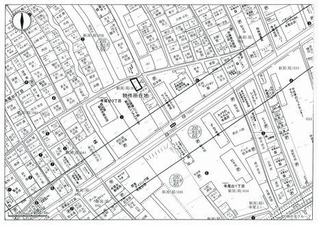 新潟市西区寺尾台3売地_a0133027_1459813.jpg