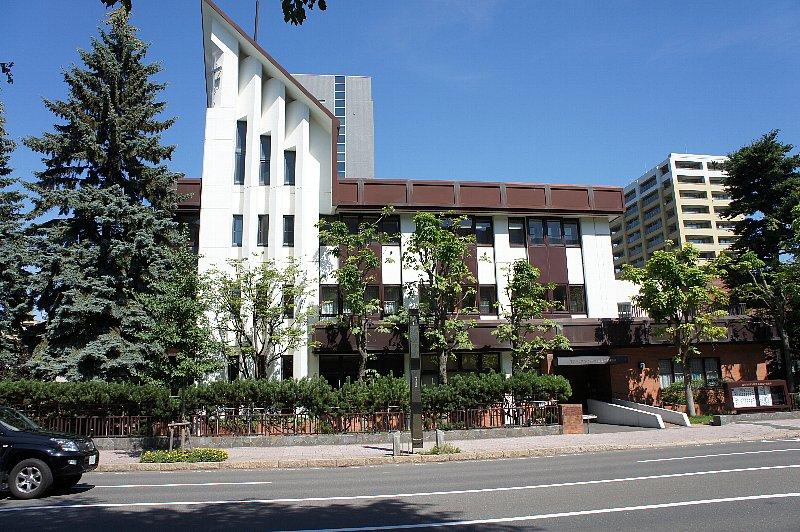 日本キリスト教会札幌北一条教会_c0112559_12294169.jpg