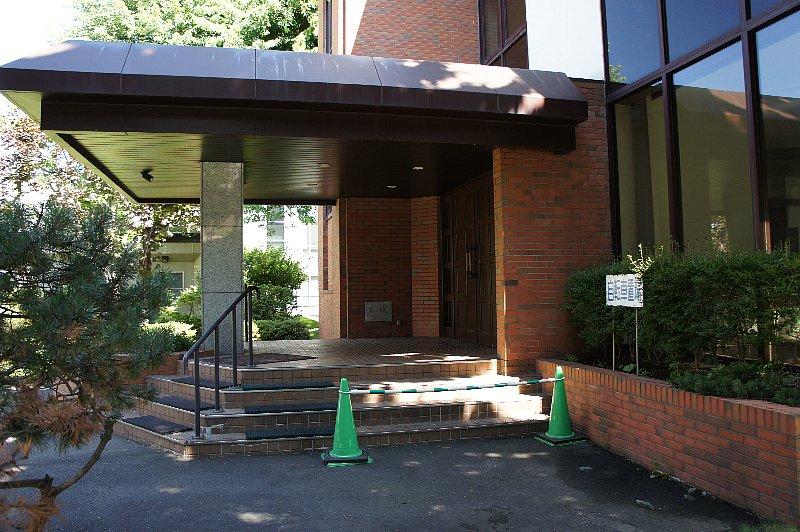 日本キリスト教会札幌北一条教会_c0112559_12305665.jpg