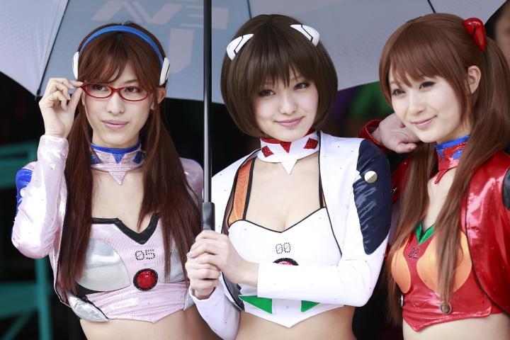 SUZUKA  2&4RACE 【ピットウォーク】_d0108063_23352748.jpg