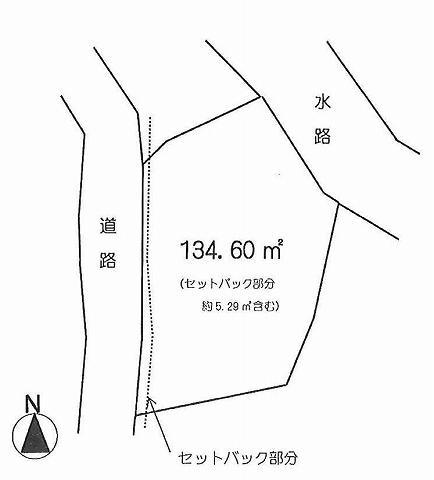 三浦郡葉山町 堀内 売土地 18,600,000円_f0201777_18532998.jpg