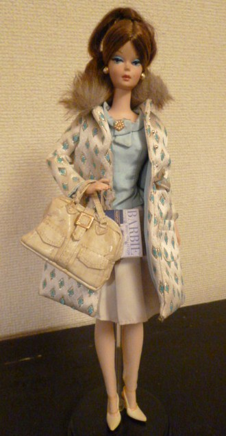 Barbieは永遠のFashion icon_b0210699_1281758.jpg